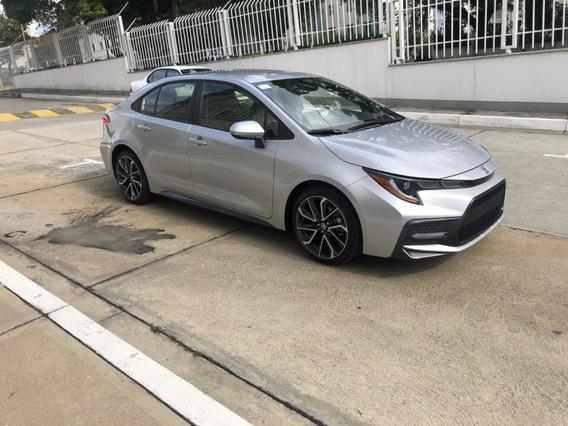 Toyota Corolla Modelo Se 2020