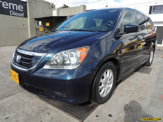 Honda Odyssey Exlres 3.5 At Ct Aa Abs 8 Psj