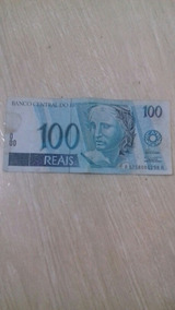 Vende-se Nota De 100,00