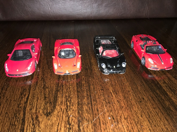 Autitos Colección Ferrari