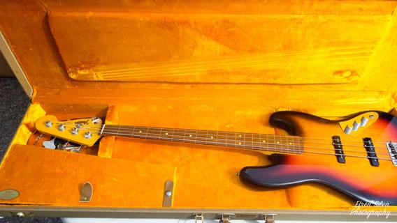 Fender Jazz Bass Fretless Jaco Pastorius