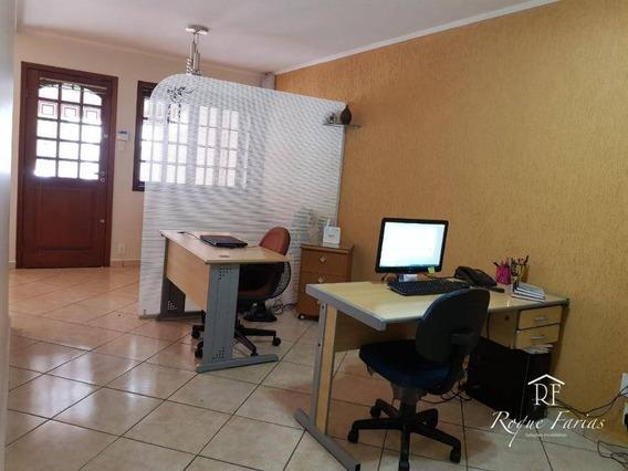 Casa Com 2 Dormitórios À Venda, 165 M² Por R$ 670.000 - Parque Continental - São Paulo/sp - Ca0722