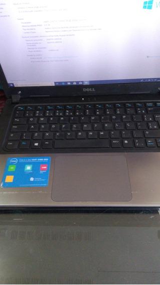 Notebook Dell Core I7 Com Leitor Biométrico E Placa De Vídeo