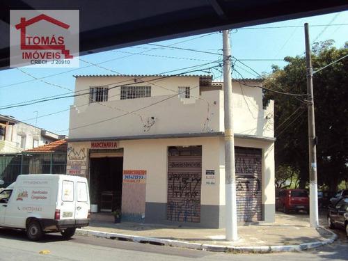 Imagem 1 de 12 de Sala Comercial Para Locação, Vila Mangalot, São Paulo. - Sa0037