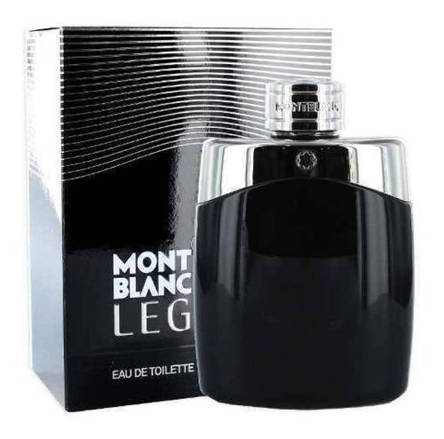 Perfume Loción Mont Blanc Legend Hombr - mL a $800