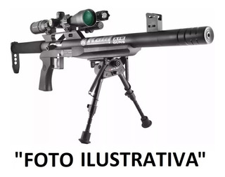 Rifle Kalil Cal 5,5mm Pcp 200 Bar Sin Accesorios