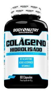 Colágeno Hidrolisado 60 Cápsulas Body Nutry