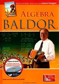 Algebra Baldor 2da Ed Pasta Dura Cd Original Sellado Nuevo