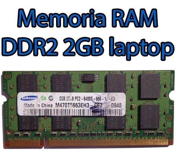 Memoria Laptop Ddr2 667mhz 2 Gb