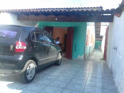 Vendo Casa Boa E Barata Na Praia De Mongaguá.