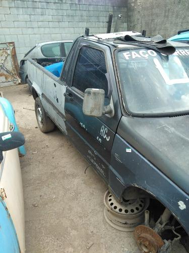 Fiat Fiorino Working 1997 1.5 Sucata Para Venda De Peças