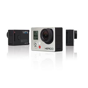 Câmera Go Pro 3 Black-wifi-2 Baterias-cartão 32gb-pouco Uso