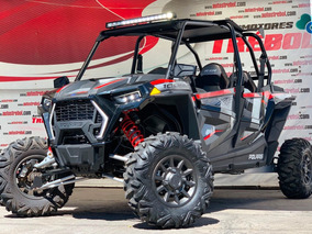 Polaris Rzr 1000 4 Pasajeros Ride Command