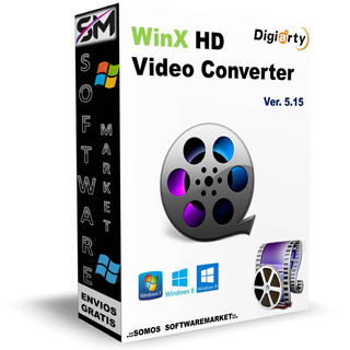 Winx Hd Video Converter 5 - Convertidor De Video