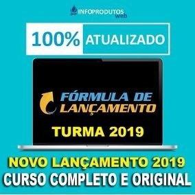 Fórmula De Lançamento (turma De Março) + Atualização + Bônus