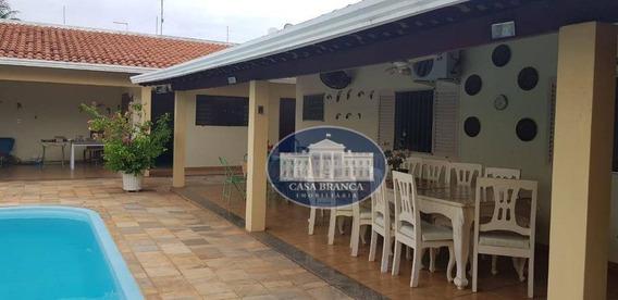 Casa Com 2 Dormitórios À Venda, 271 M² Por R$ 500.000 - Centro - Guararapes/sp - Ca1175