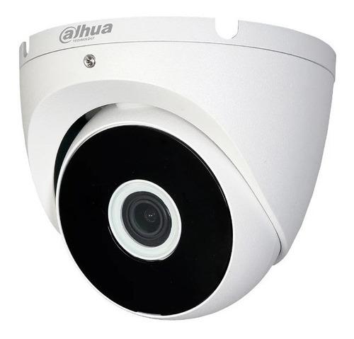 Cámara Dahua Hdcvi Domo 2mp 1080p 3.6mm Ir20 Metálica
