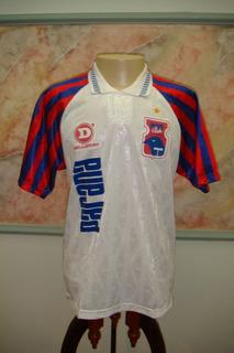 Camisa Futebol Parana Curitiba Pr Dellerba Antiga 709