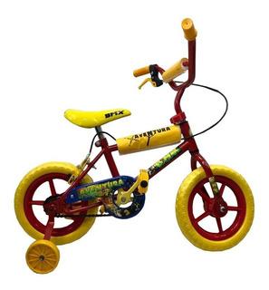 Bicicleta Infantil Rodado 12 Niño / Nena Ruedas Reforzadas