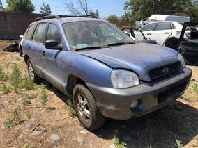 Hyundai Santa Fe Desarme 2.7 V6 Automático