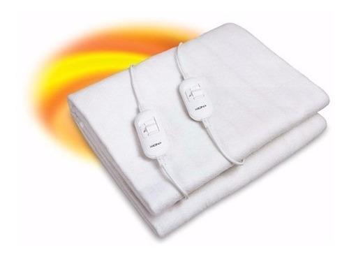 Imagen 1 de 2 de Calienta Camas 2 Plazas Xion 120w 100% Polyester Xigl22