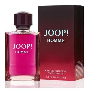 Perfume Joop Homme Edt 125ml Masculino Orginal