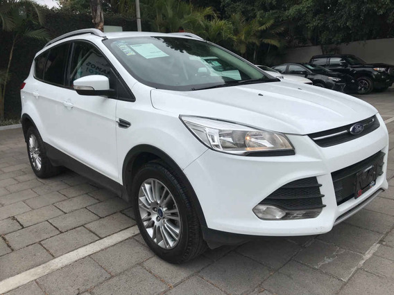 Ford Escape 2016 5p Trend L4/2.5 Aut