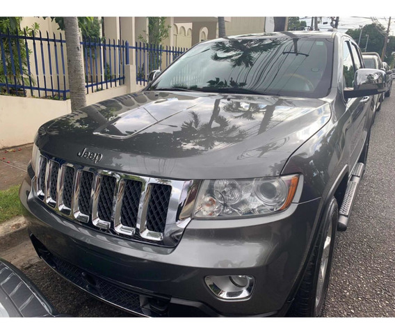 Jeep Grand Cherokee Overland Full 2013