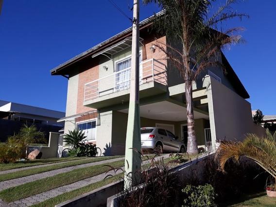 Casa Para Venda No Condomínio Terras De Atibaia I Em Atibaia - Ca33