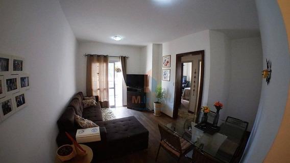 Apartamento Com 2 Dormitórios À Venda, 95 M² Por R$ 247.000,10 - Jardim Flamboyant - Campinas/sp - Ap0161