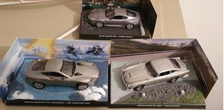 Aston Martin James Bond Escala 1/43