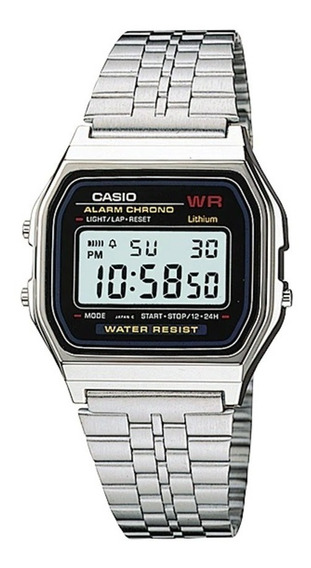 Relógio Casio Vintage Unisex A159wa-n1df