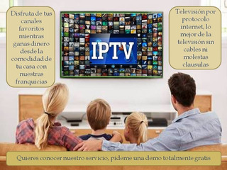 Television Online Iptv Y Franquicias