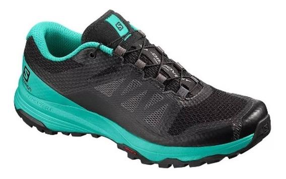 Zapatillas Salomon Xa Discovery Trail Running Mujer Original