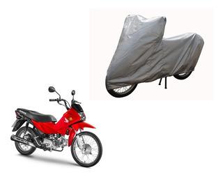 Capa Para Cobrir Moto Pop 110i Forrada 100% Impermeável