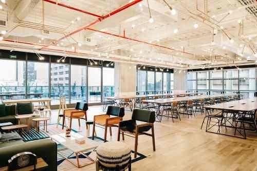 Oficina En Coworking, Equipada Y Servicio Incluidos Para 10 A 15 Personas