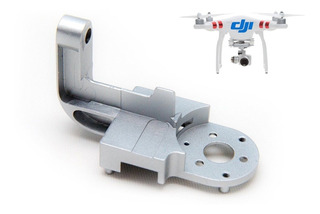 Dji Yaw Arm Phantom 3 Standard/advance/pro Original Alumini