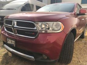 Dodge Durango 5.7 Crew Luxe V8 4x2 Mt