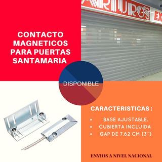 Contacto Magnéticos Para Ptas Santa Maria ( Aleph)