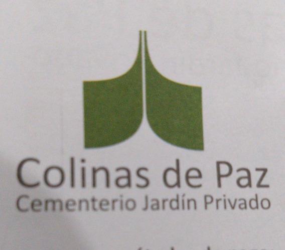 Nicho Doble En Cementerio Colinas De Paz