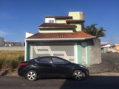Casa Para Venda, 3 Dormitórios, Jardim Alvorada - Biritiba-mirim - 3125