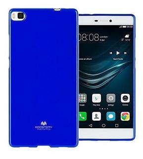 Mercurio Marlang Marlang Huawei P8 Estuche / Protector De Vi