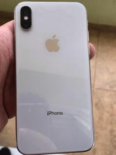 iPhone X, Carcaça Peça Reposição Original, Bom Estado Conser