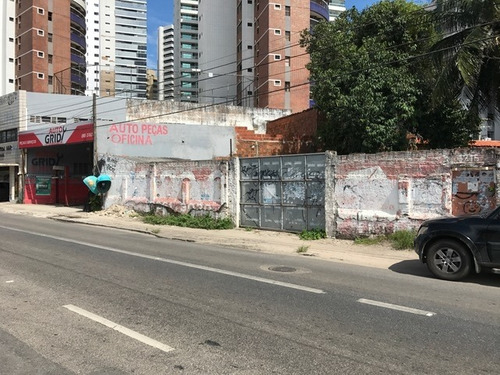 Terreno Para Alugar Na Cidade De Fortaleza-ce - L10050