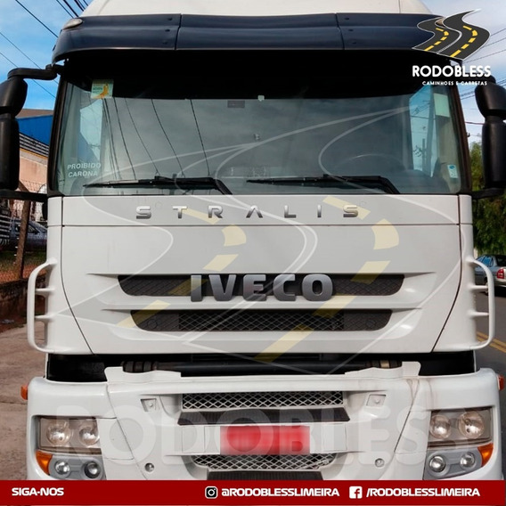 Iveco Stralis 380 Nf 6x2 Cod.dp31