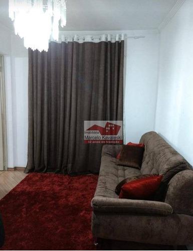 Imagem 1 de 13 de Apartamento Com 1 Dormitório À Venda, 40 M² Por R$ 260.000 - Ipiranga - São Paulo/sp - Ap10113