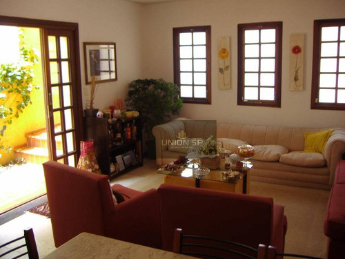 Sobrado Com 3 Dormitórios À Venda, 170 M² Por R$ 850.000,00 - Saúde - São Paulo/sp - So4337