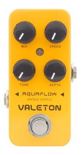 Pedal De Efectos Valeton Aquaflow Vintage Chorus