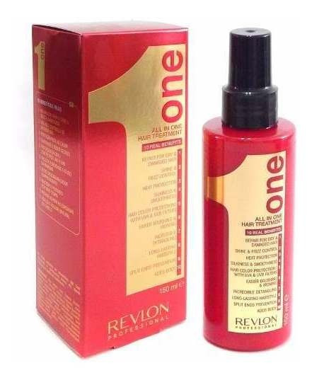 Revlon All In One 1 Tratamiento Uniq One Brillo, Sedosidad
