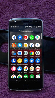 Motorola Z Play Permuto Por iPhone Se 32gb / 64 Gb
